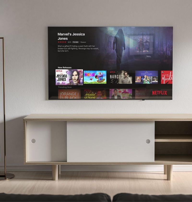 tv pantalla 4k