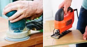 Instrumentos básicos para la carpintería en casa