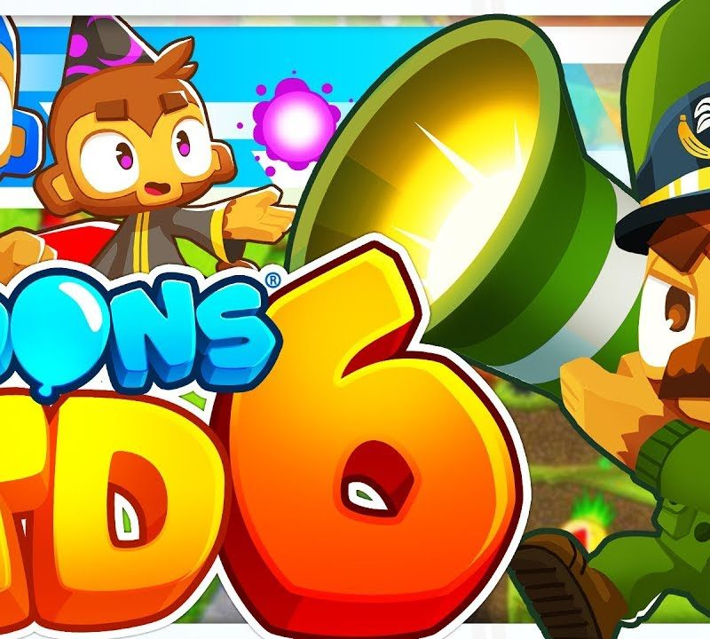 Bloons TD 6 iOS