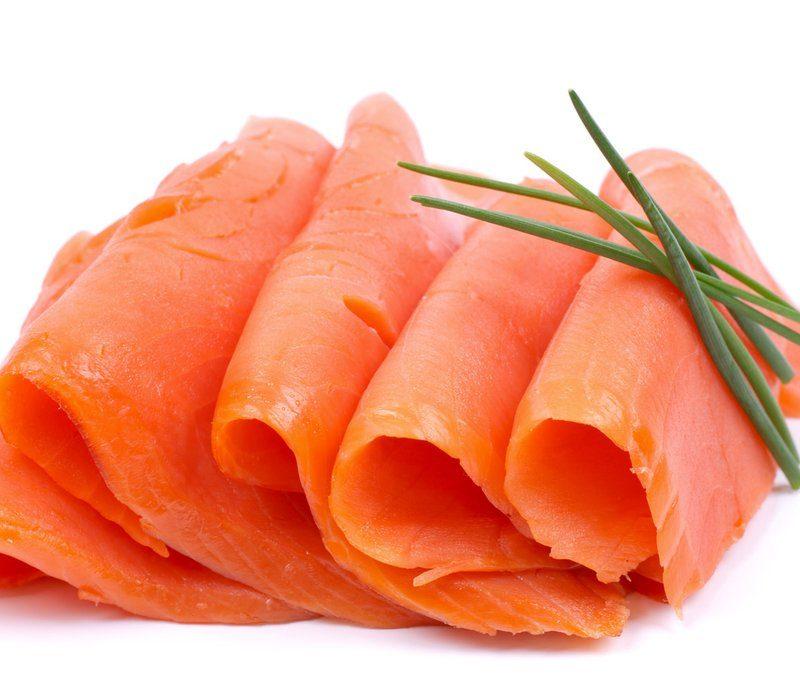 """salmón ahumado"""