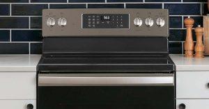 El costo de reparación de una estufa es elevado