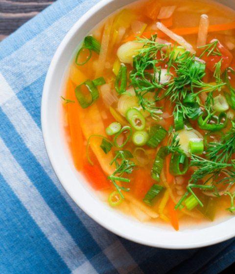 """Sopa de verduras"""