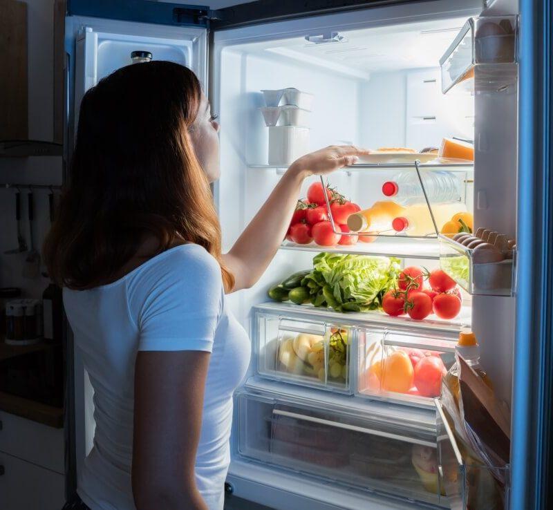 Refrigeradores Conoce la tempreatura ideal para alimientos